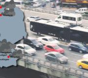 Feinstaub und Stickstoffdioxid: In diesen Städten ist die Luftqualität besonder schlecht