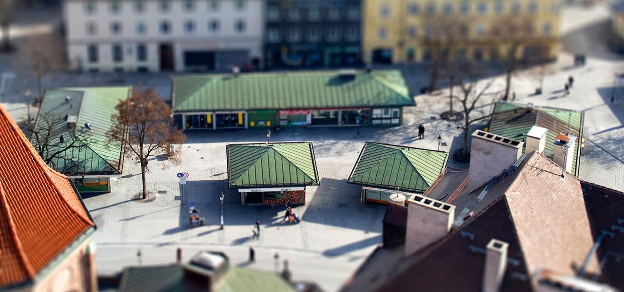 nachhaltig unterwegs in München: Läden Restaurants, Flohmärkte & mehr