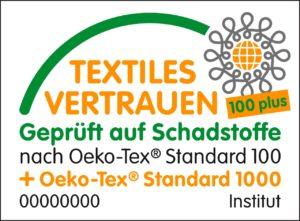 OEKO-TEX Standard 100plus