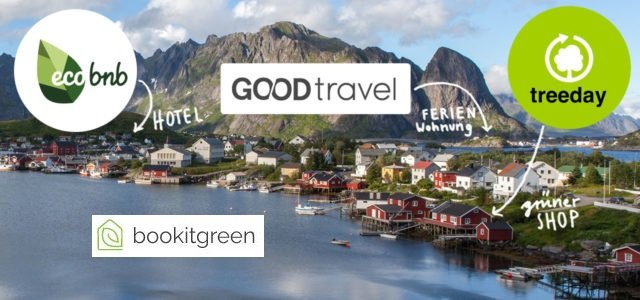 Good Travel - Treeday - Ecobnb bookitgreen