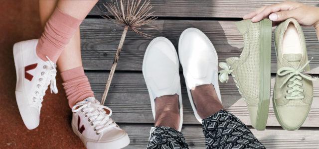 Schuhe für den Frühling