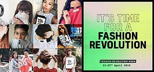 Fashion Revolution Week 2018