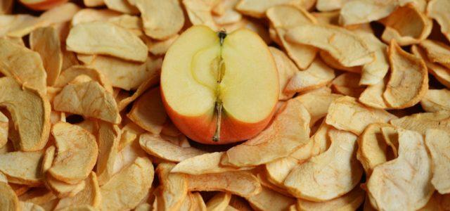 äpfel trocknen ohne zucker