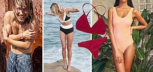 Nachhaltige Bademode: Bessere Bikinis, Badeanzüge, Badehosen und Boardshorts 2018