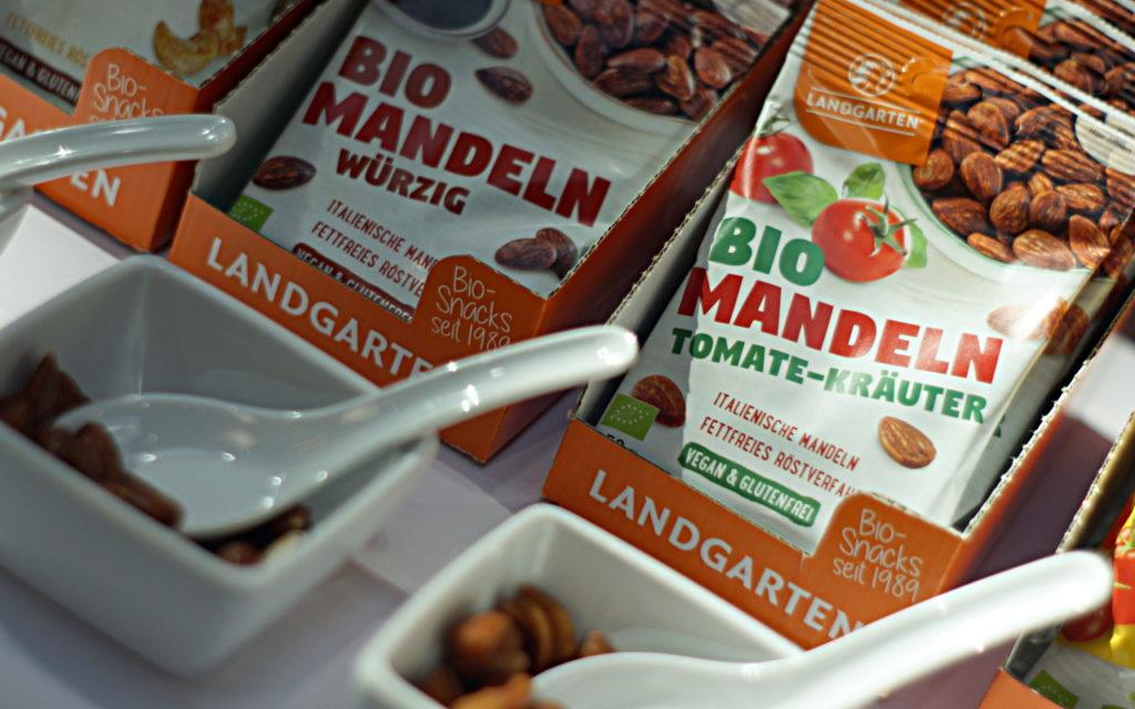 Biowest Messe Mandeln Landgarten