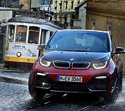 Elektroauto BMW i3 / BMW i3s