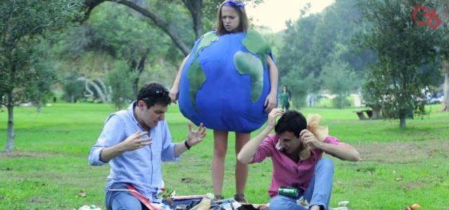 Erde behandeln