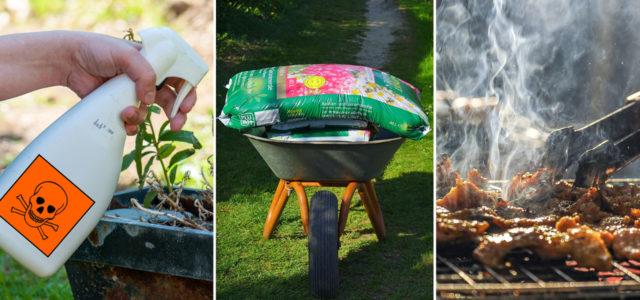 Garten-Fehler: 10 Dinge, die du aus dem Garten verbannen solltest