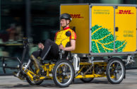 DHL testet Lastenrad-Konzept