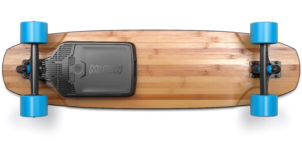 mellow drive nachr st antrieb macht rollbrett zum elektro. Black Bedroom Furniture Sets. Home Design Ideas