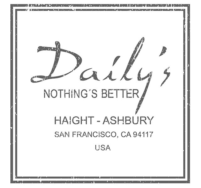 Daily's Nothing's Better Logo