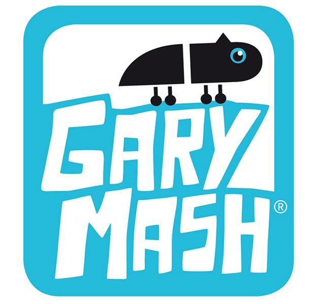 GARY MASH Logo