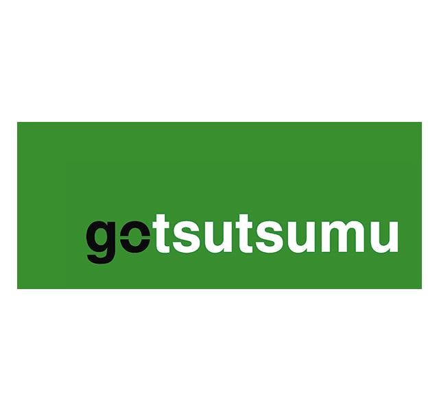 gotsutsumu Logo