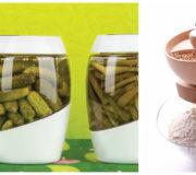 Produkte selber machen: Fermentierglas, Handmühle
