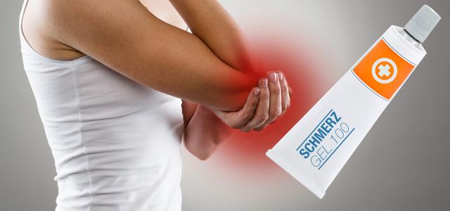 Test Rheumacreme Schmerzgel