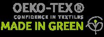 Made in green textilsiegel öko-tex