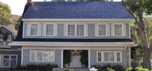 tesla solar roof solar dach