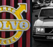 Diesel Volvo Dieselmotor