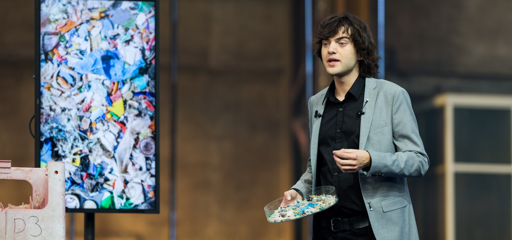 Boyan Slat The Ocean Clean Up Plastikmüll
