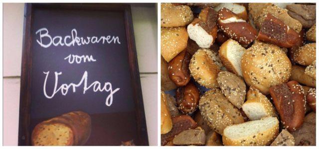 Brot vom Vortag in diesen Läden kaufen