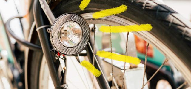 Fahrradlicht LED Fahrradlampe