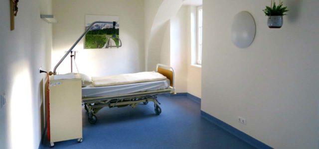 Hospiz Obdachlose