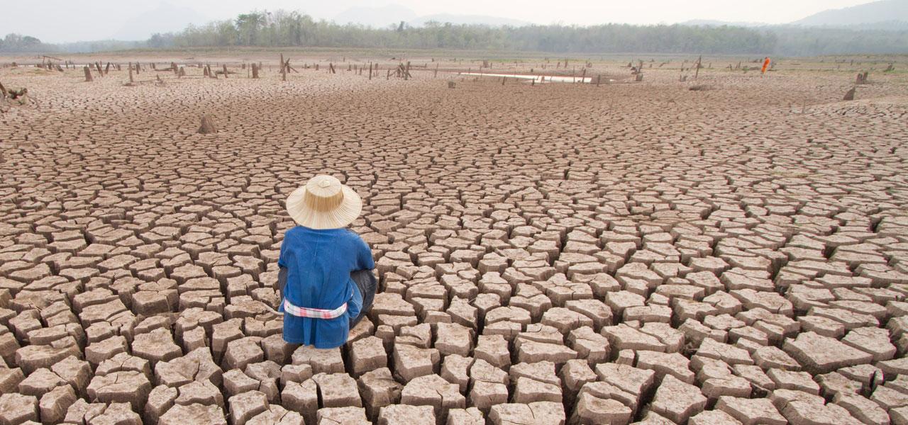 Klimawandel Flucht Migration Greenpeace