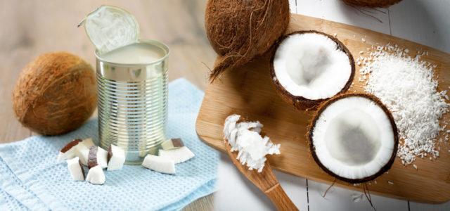 Öko-Test: Kokosprodukte