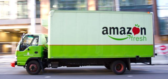 Lebensmittel Online liefern lassen - Amazon Fresh