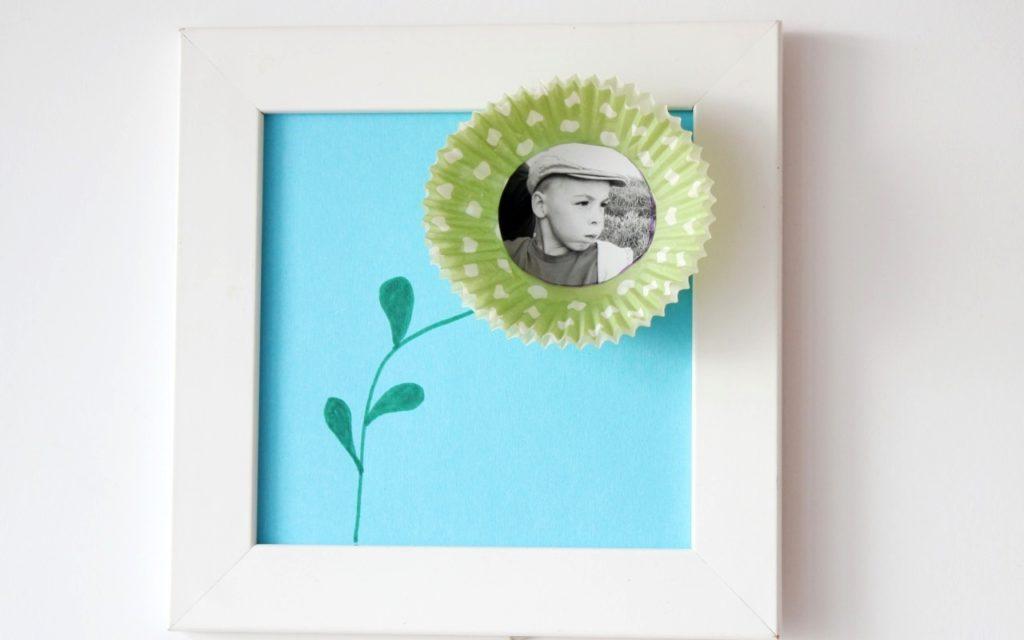 Muttertagsgeschenk Fotobilderrahmen
