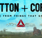"Reebok ""Cotton & Corn"""
