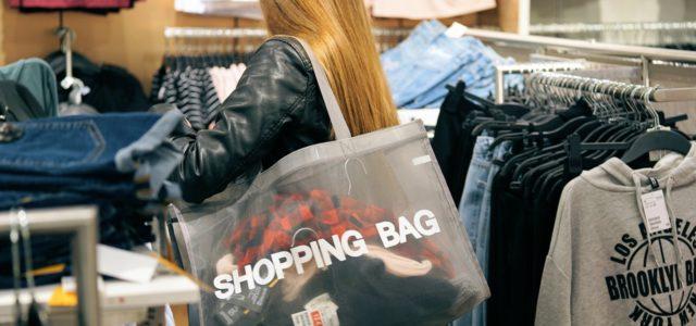 Shopping Einkaufen
