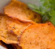 Gemüsechips Süßkartoffel-Chips