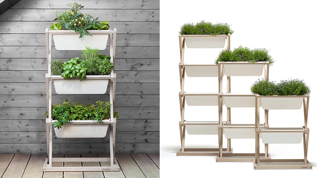Urban Gardening Kreative Ideen Für Den Gemüseanbau Auf Deinem
