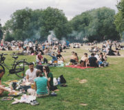 Park Grillen