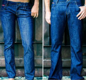 Geniestreich Jeans