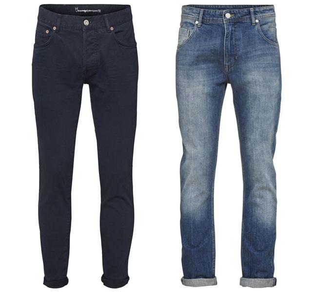 Bio-Jeans von KnowledgeCotton Apparel