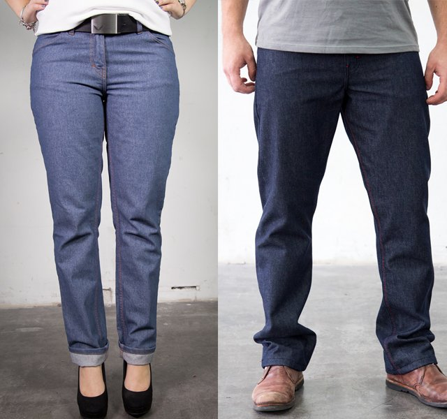 manomama Jeans