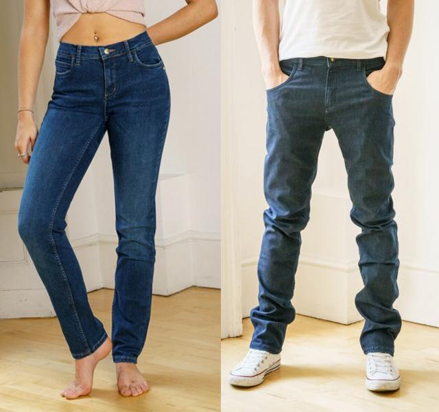 Bio-Jeans von Monkee Genes