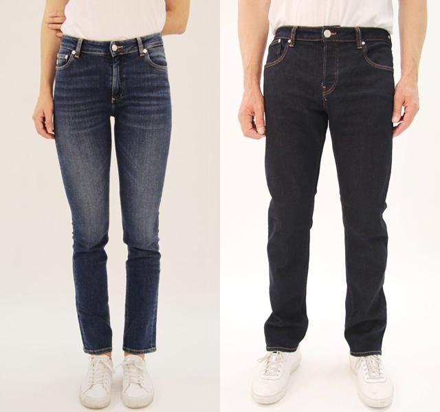 Bio-Jeans von Mud Jeans