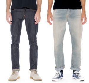 Faire Bio-Jeans von Nudie Jeans