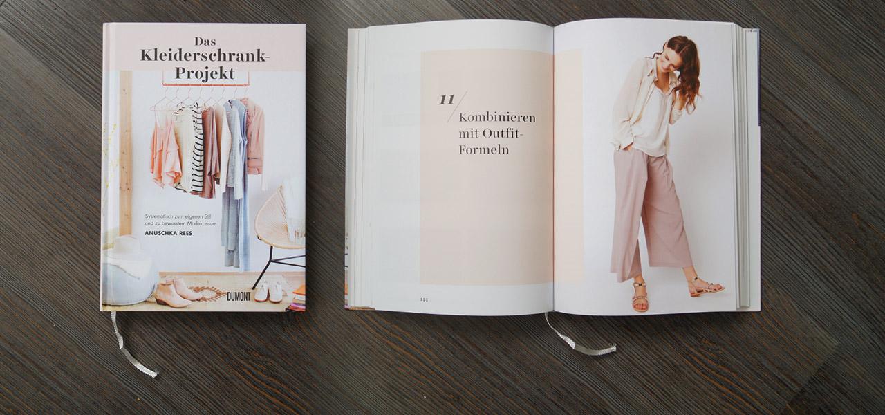Das Kleiderschrank Projekt Weniger Klamotten Aber Immer Etwas