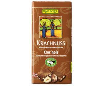 Fairtrade schokolade Rapunzel