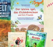 Lese-Tipps für Kinder zum Thema Umweltschutz