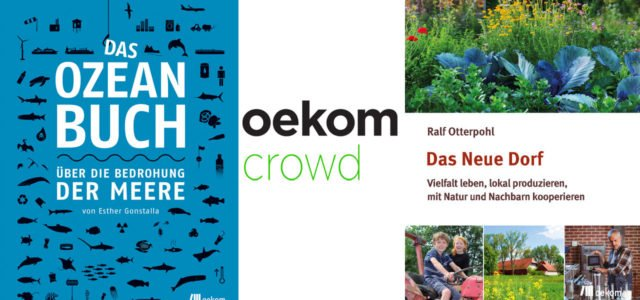 oekomcrowd oekom crowdpublishing