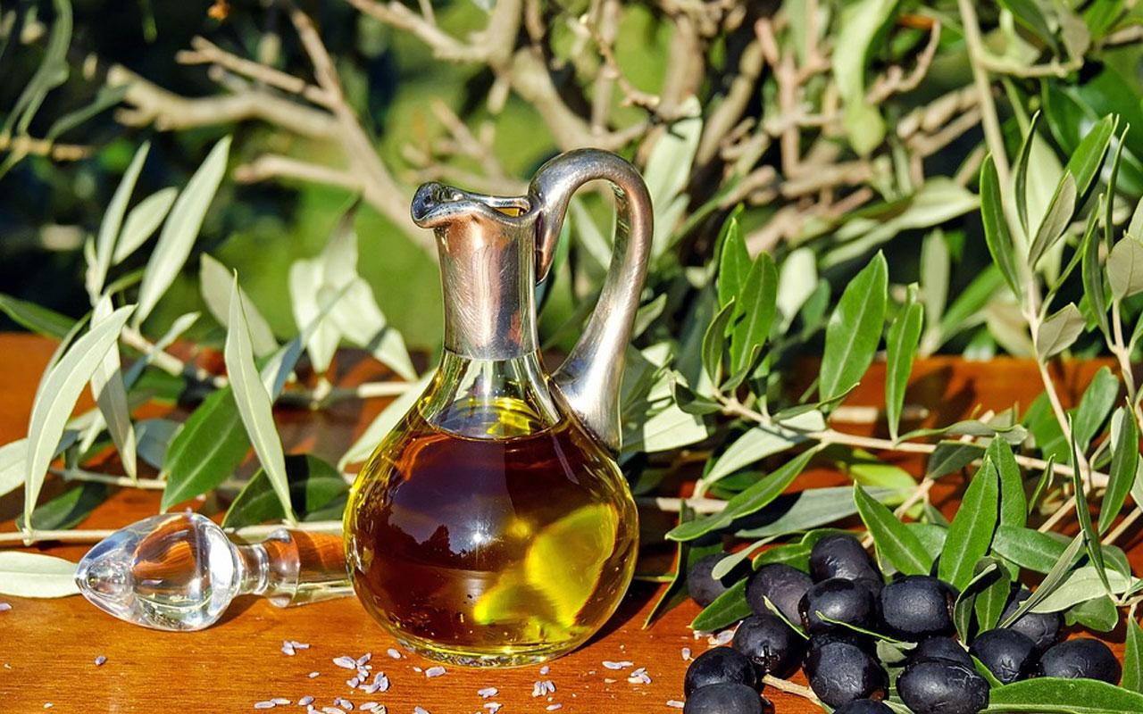 Olivenöl Fingernägel