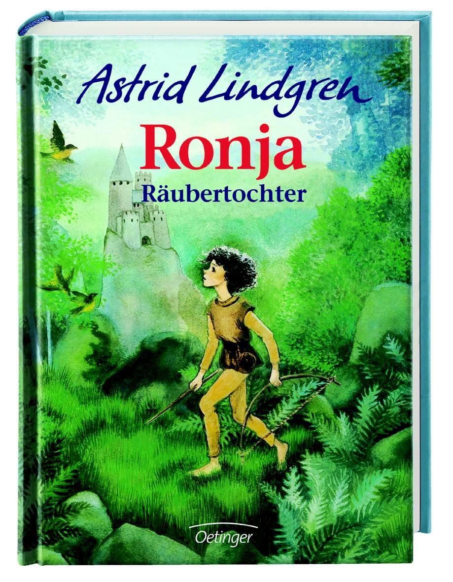 Personifizierte Naturverbundenheit: Ronja Räubertochter