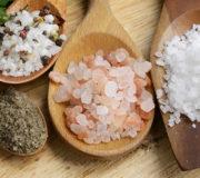 Salz und Salze