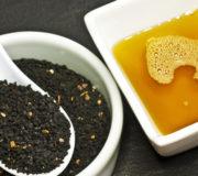 Samen Schwarzkümmel Öl