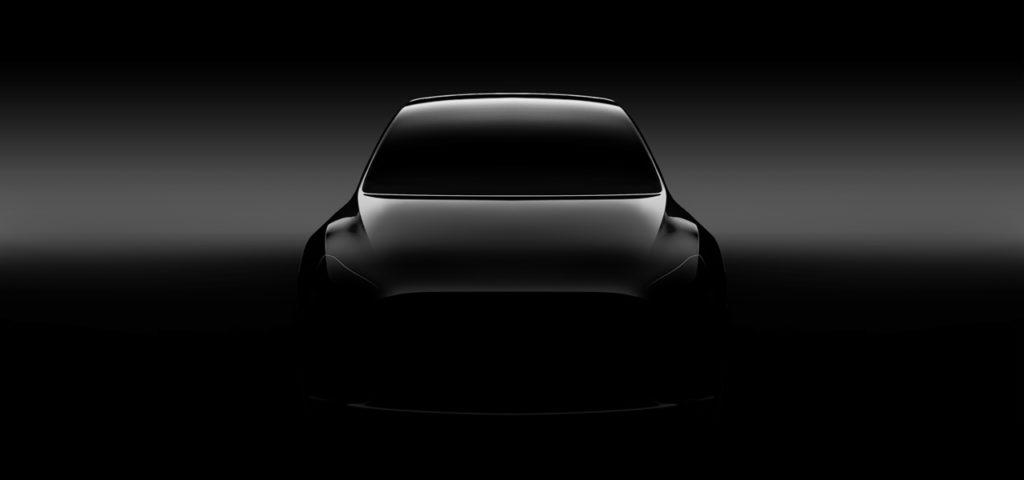 Das Elektroauto nimmt Form an: Tesla Model Y